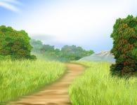 林锦的乡间小路
