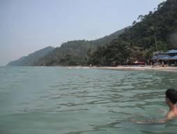 到柬泰边境的昌岛度假是吸引学员的卖点 (2)
