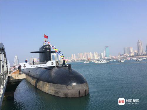 中国首艘核