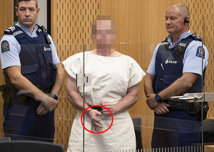 新西兰恐怖
